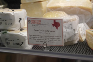 Green's Creek Gruyere